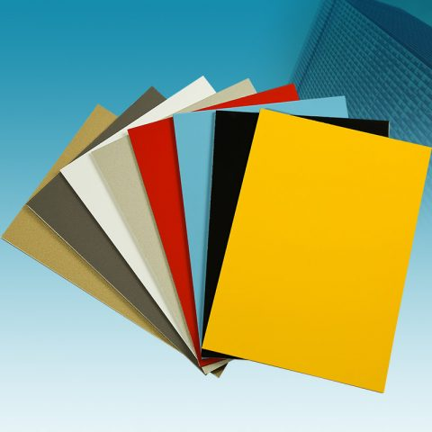 POLYSTER COATED GLOSS ACP FOR DIGITAL