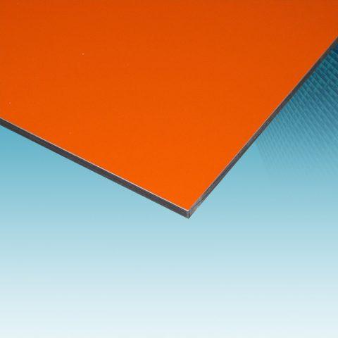 POLYSTER COATED MATT ACP FOR UV PRINTING
